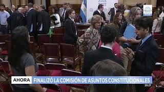 Inició el plenario para tratar el Proyecto de Intervención de la Justicia Jujeña