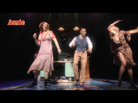 Annie - Piccadilly Theatre - Latest Trailer