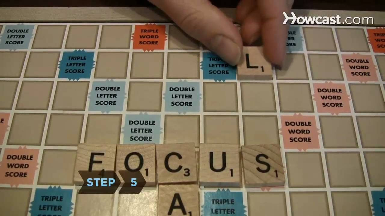 How To Play Scrabble Youtube