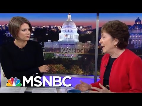 "Senator Susan Collins: ""I Couldn't Walk Away"" From Senate 
