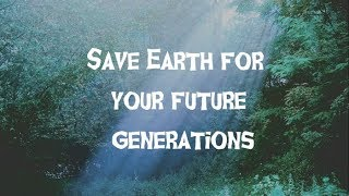 Slogans on Environment || Save Environment Quotes 2019
