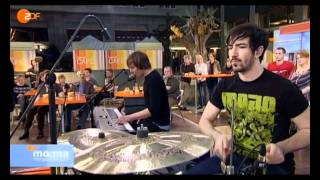 Casper-Auf und Davon(live beim Morgenmagazin im ZDF)