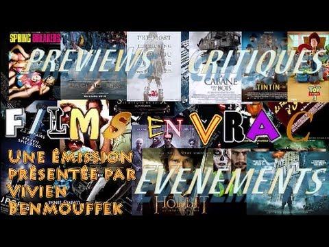 FILMS EN VRAC 1# (CRITIQUES Le Hobbit, The Raid, Savages... PREVIEWS Pacific Rim, Evil Dead...)