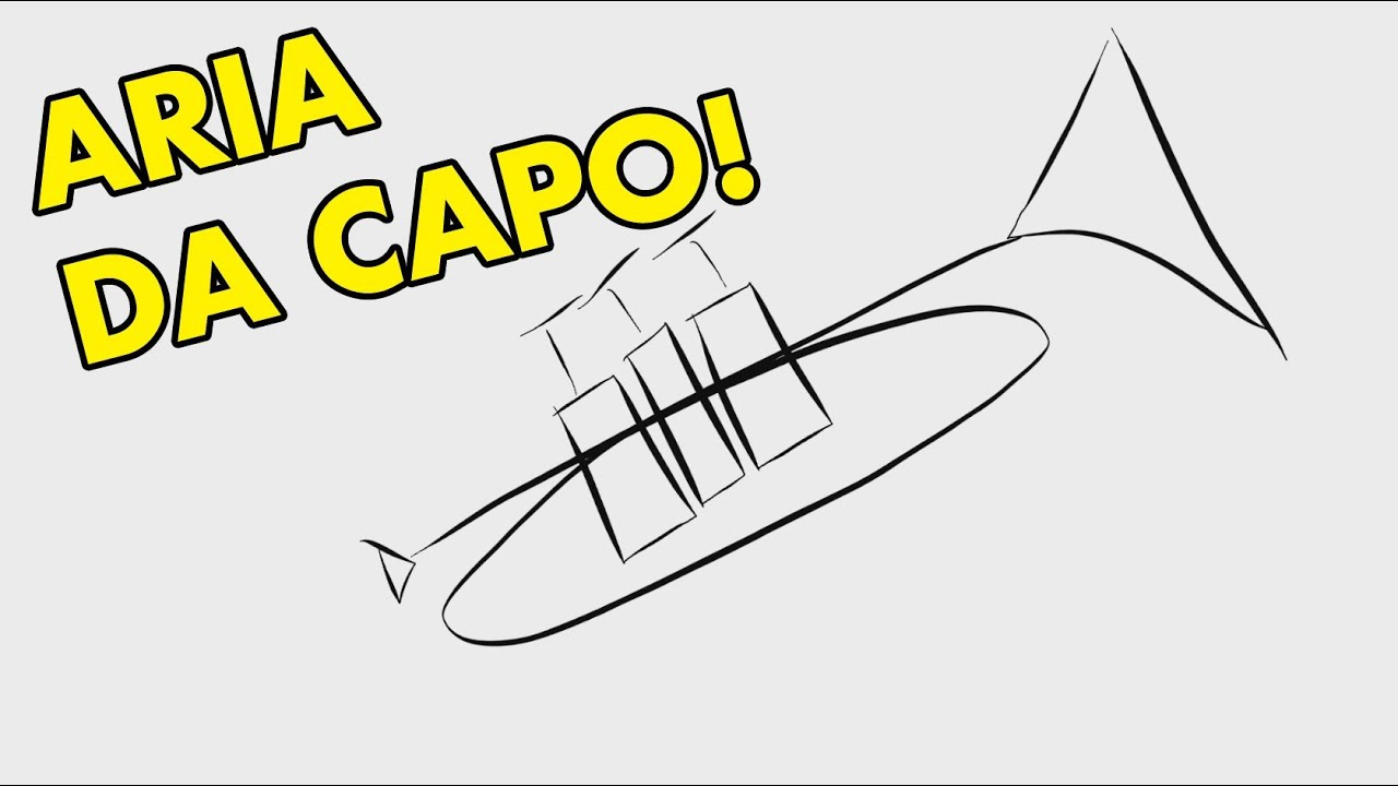 Aria Da Capo and Ternary Form // The Listener's Guide - YouTube