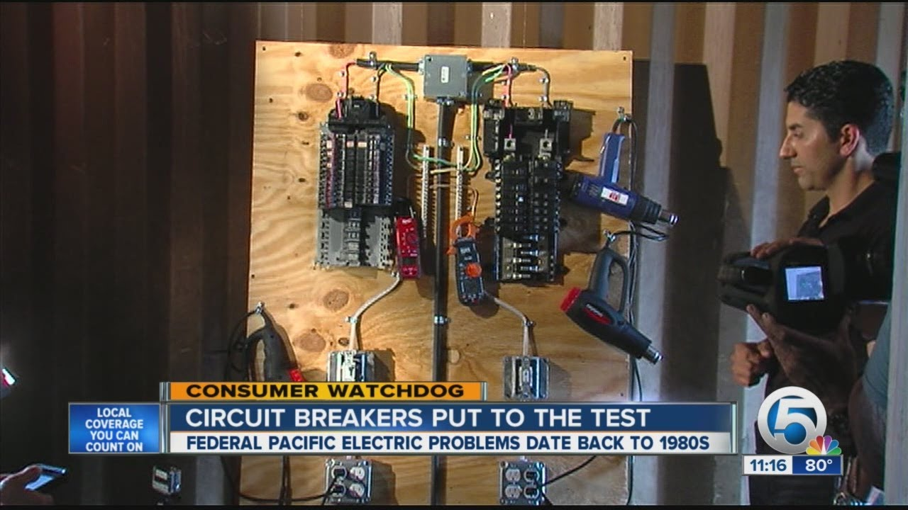 faulty circuit breakers could be a fire hazard youtubefaulty circuit breakers could be a fire hazard
