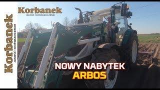 dlaczego rolnik kupi cignik arbos 5115 nowy nabytek rolnika traktor 122 km opinia
