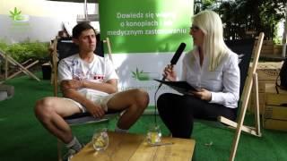 Aspekty prawne Medycznej Marihuany - wywiad z prawnikiem Krzysztofem Grabowskim