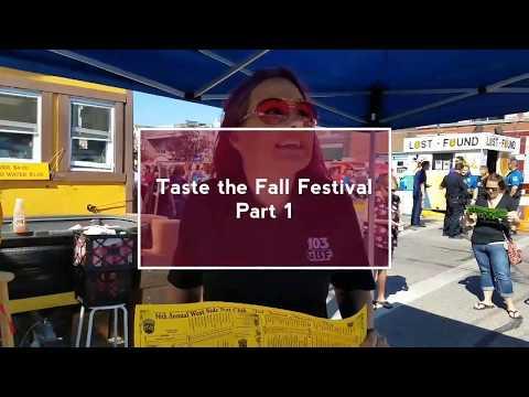 2018 Fall Festival Survival Guide