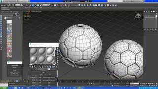 3DS Max: High to Low Poly AO Bake (Mental Ray)