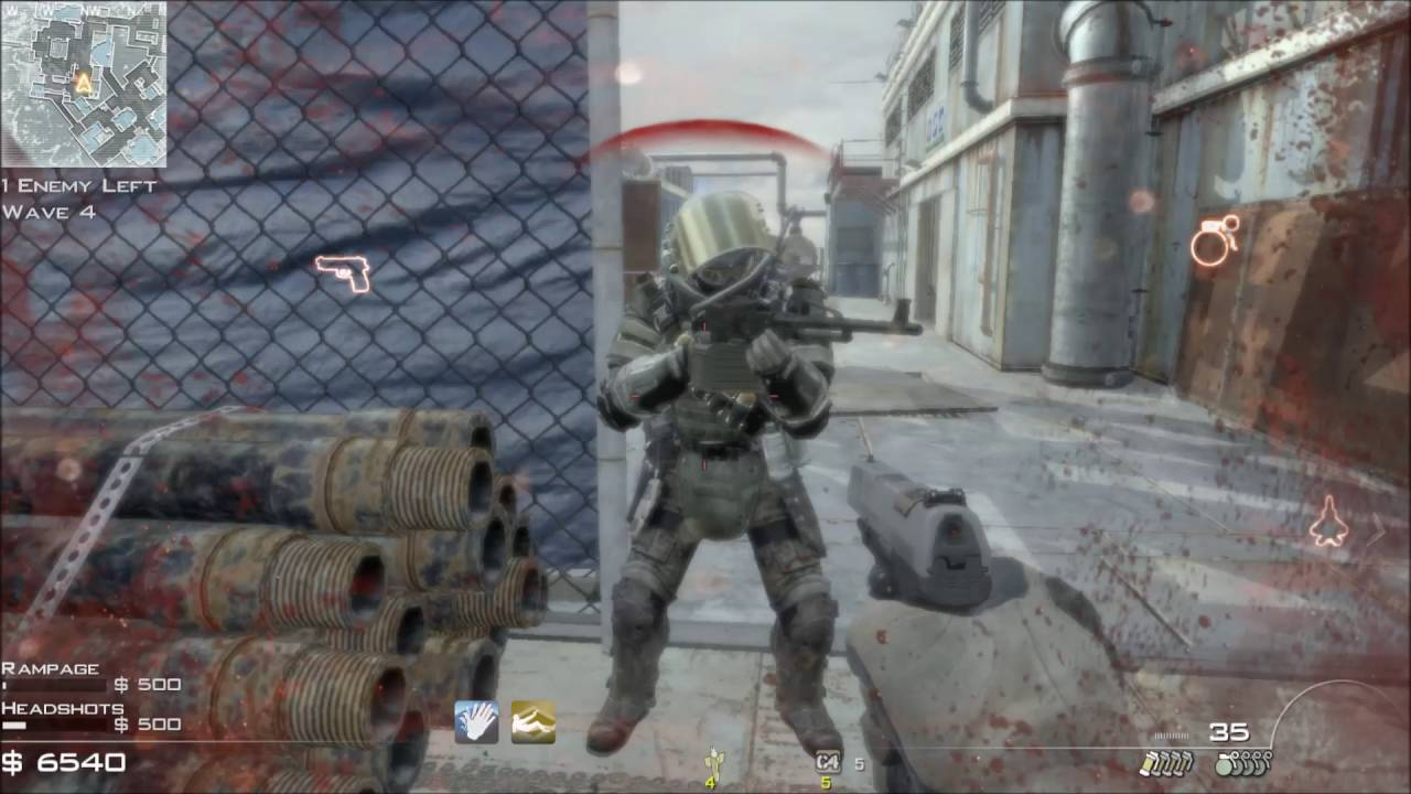 Call Of Duty Mw3 Juggernaut Music Youtube