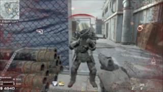 Call of Duty MW3 Juggernaut music
