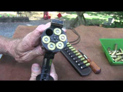 Schofield Revolver  Chapter 2