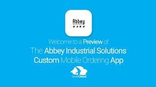 Abbey Industrial Solutions - Mobile App Preview - ABB649W