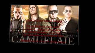 Alexis & Fido Ft. Arcangel & De La Ghetto - Camuflaje (Official Remix) (ConLetra).avi