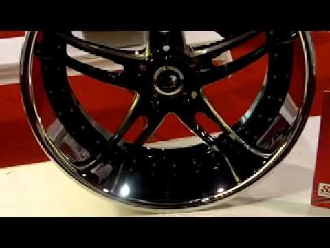 Boss Modular 62 from  American Eagle Wheel Corp.ID10554