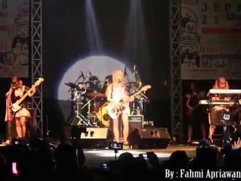 Silent Siren - 八月の夜 (Hachigatsu No Yoru) Live At Indonesia University