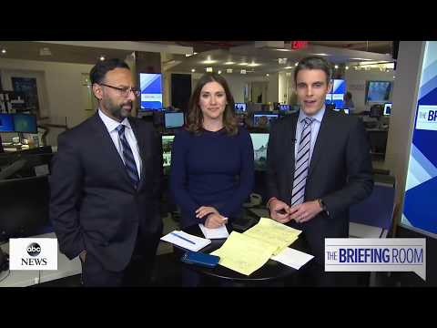 'Briefing Room': Bomb investigation,  US troops to Mexico border, HHS Sec'y Azar on health care