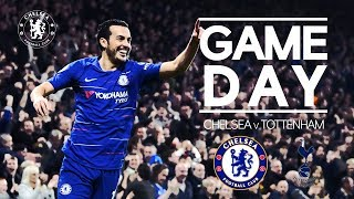 #Pedro Scores In Huge Chelsea Win v Spurs | Game Day