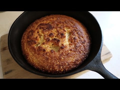 We Made Cornbread From Our Own Corn!