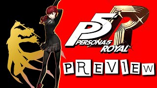 Persona 5 Royal - Inside Gaming Preview