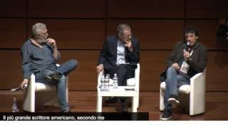 Philip Roth, secondo Francesco Piccolo incontra David Foster Wallace, secondo Sandro Veronesi