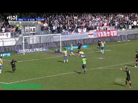 René van der Gijp moet lachen om eigen goal RKC