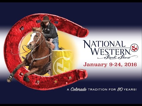 2016 National Western Stock Show Commercial Spot