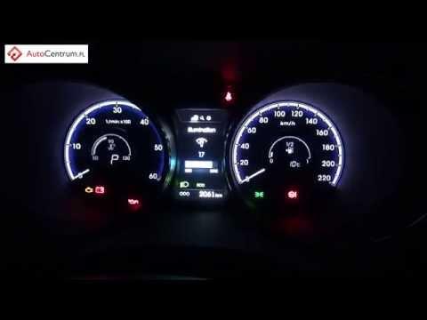 Hyundai ix35 2.0 CRDi 184 KM, 2014 brakujce ujcia nocne