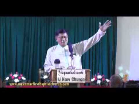 Rev Dr  U Nyunt Hla 14 6 2015