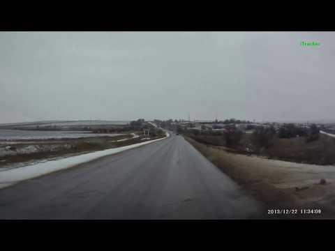 ДТП на трассе Саратов - Базарный Карабулак (смотреть с 2:45)