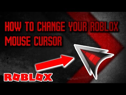 HOW TO CHANGE YOUR ROBLOX INGAME MOUSE CURSOR | ZYEX TUTORIALS | ROBLOX