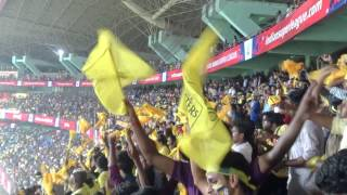 Kerala Blasters vs Goa fc