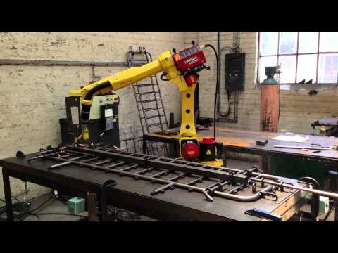 We have purchased a Robotic welder