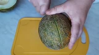 Консервированная ароматная дыня на зиму за 15 мин и всего 4 ингредиента. Десерт, вкуснее персиков!