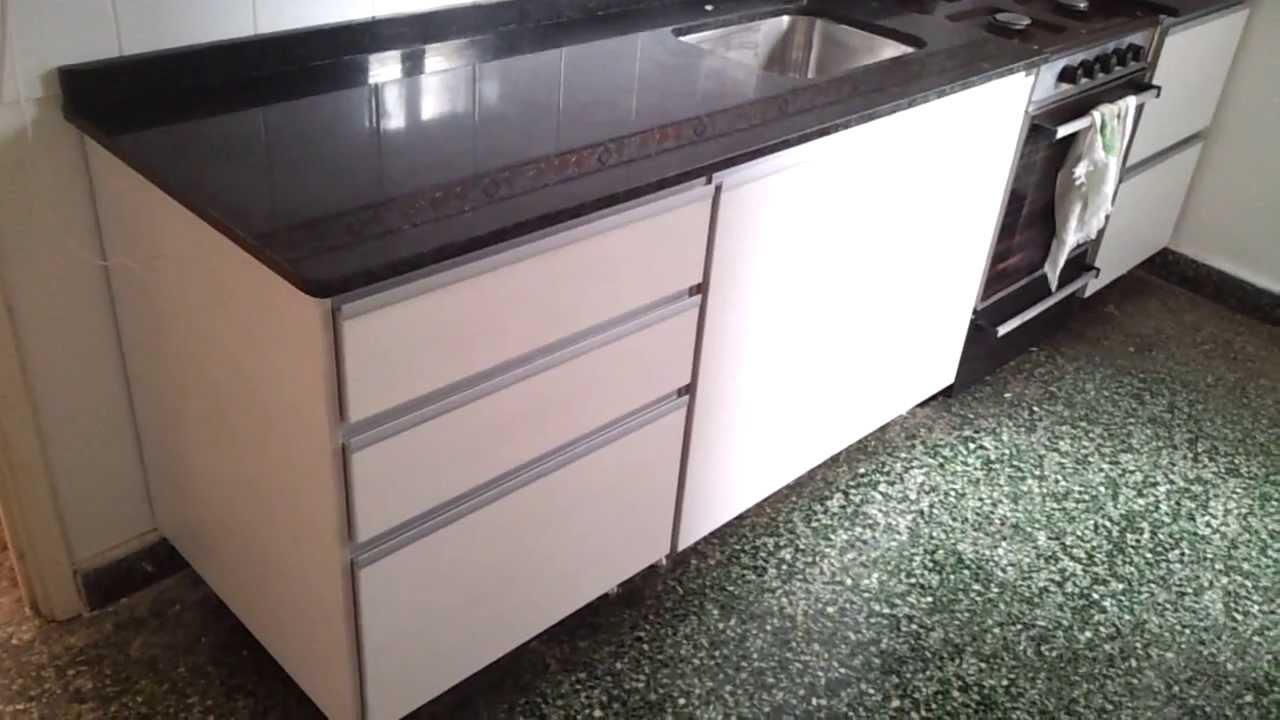 Mueble de cocina laricina con cantos abs fabrica en - Mueble para cocina ...
