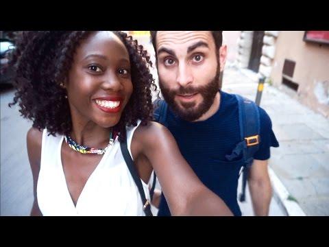 Umbria jazz Vlog. Perugia, Italy.