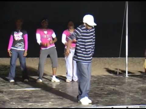 Indigenous Hip Hop dancers in Townsville Festival, Australia (2) thumbnail