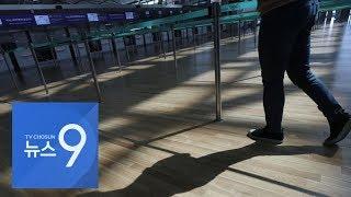 텅 빈 공항에 생태계 …