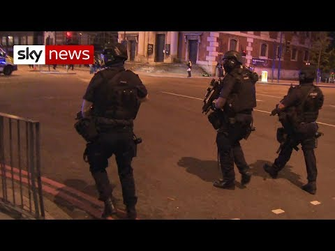 London terror: Police shoot dead terrorists within eight minutes