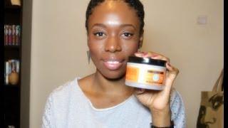 Curls Whipped Cream Review- 4c4B Hair