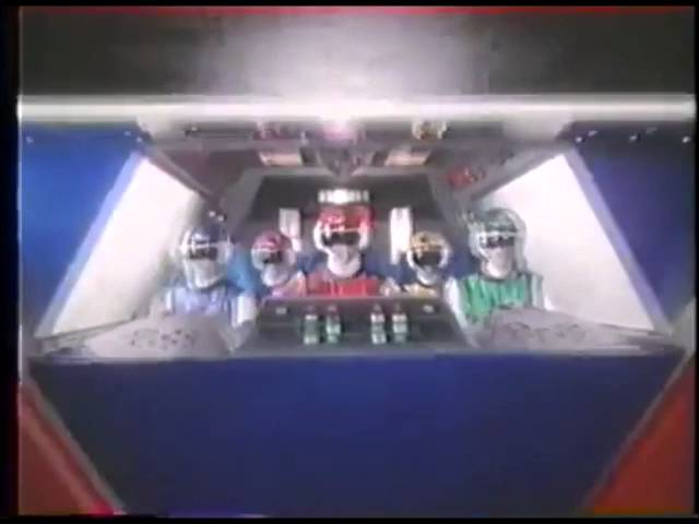 Choushinsei Flashman: Big Rally! Titan Boy movie trailer