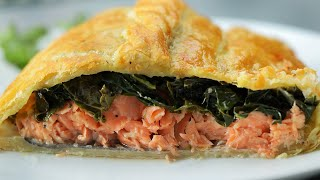 Salmon En Croute // Presented by LG USA