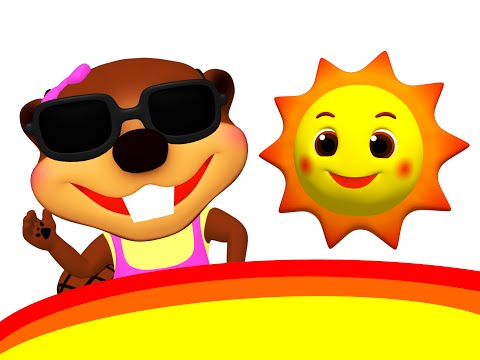 """Sunny Songs for Kids"" 