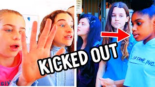MEAN GIRLS KICKED HER OUT OF TIKTOK GROUP *gets revenge* NORRIS NUTS REACT to DHAR MANN