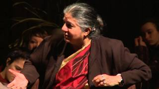 A Conversation with Vandana Shiva - Question 4 - The Violence of the Green Revolution