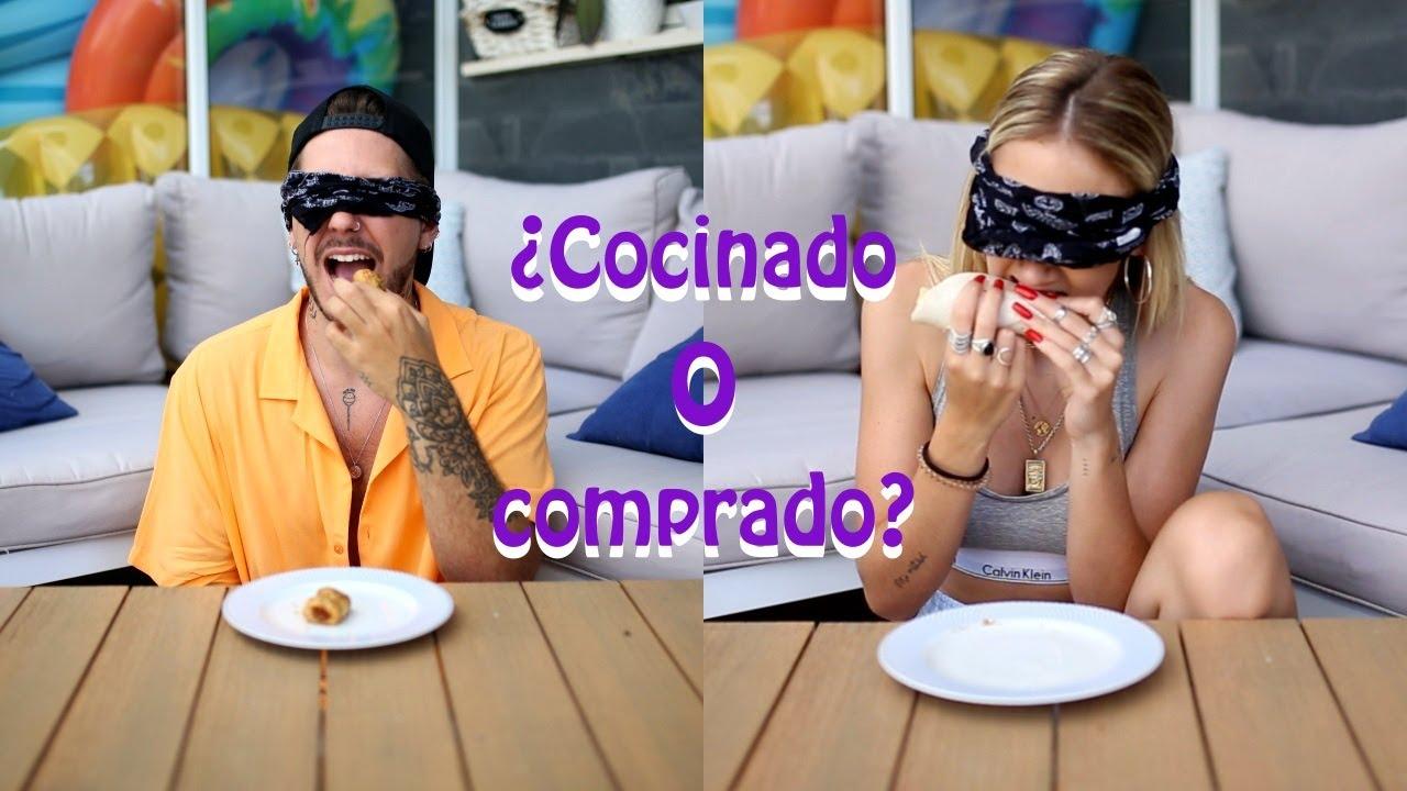 ¿LO HE COMPRADO O LO HE COCINADO? | Hermanos Jaso