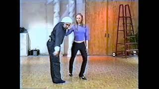 Уроки танго от Чичо 1# Базовая структура