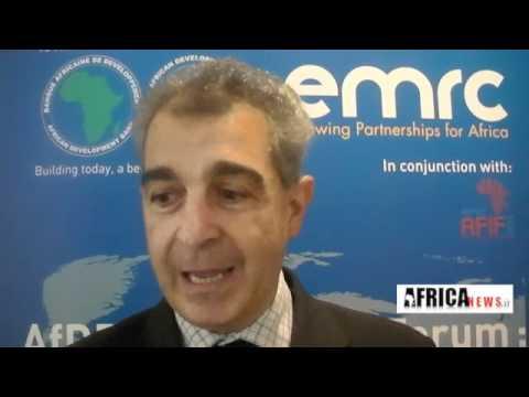SME Forum Lisbon - interview with Oscar Madeddu, IFC