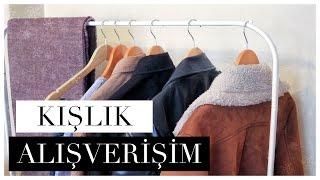 KIŞ ALIŞVERİŞİM! | 2017