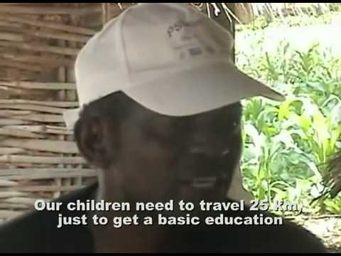 Lack of Educational Resources in Senegal, Africa